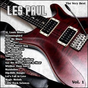 The Very Best: Les Paul Vol. 1 2013 Les Paul