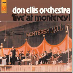 Don Ellis Live At Monterey 1998 Don Ellis Orchestra