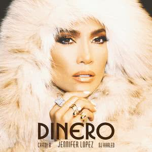 Dinero 2018 Jennifer Lopez; Cardi B; DJ Khaled