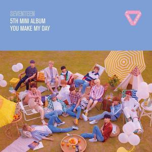 SEVENTEEN 5TH MINI ALBUM 'YOU MAKE MY DAY' 2018 세븐틴