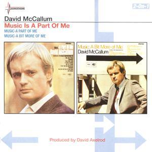 A Part Of Me/A Bit More Of Me 2001 David McCallum