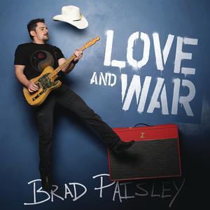 Love and War 2017 Brad Paisley