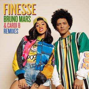 Finesse (Remixes) [feat. Cardi B] 2018 Bruno Mars; Cardi B