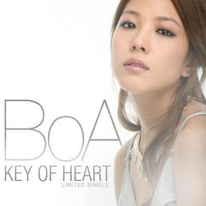 Digital Sigle 'Key Of Heart' 2006 BoA