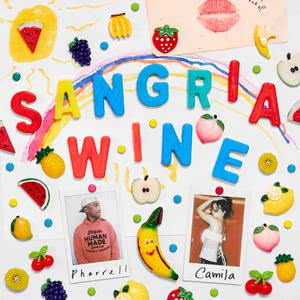 Sangria Wine 2018 Pharrell Williams; Camila Cabello