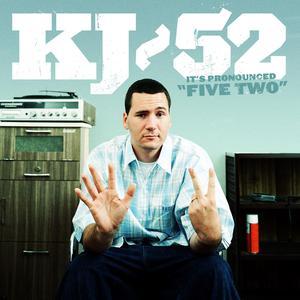 "It's Pronounced ""Five Two"" 2003 KJ-52"