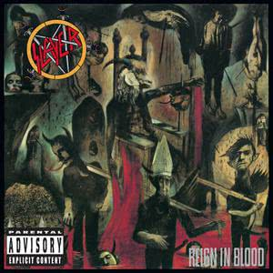 Reign In Blood 1986 Slayer