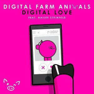 Digital Love 2017 Digital Farm Animals; Hailee Steinfeld