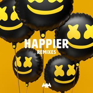 Happier 2018 Marshmello; Bastille