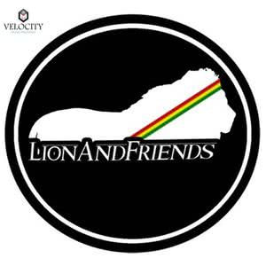 Lion And Friends