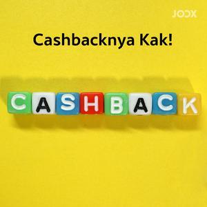 Cashbacknya Kak!