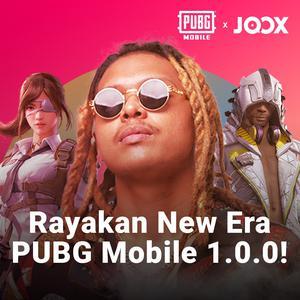 Rayakan New Era PUBG Mobile 1.0.0
