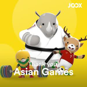 Thank You, Asian Games!