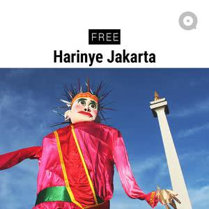 Harinye Jakarta!