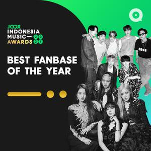 Best Fanbase of The Year JIMA 2021