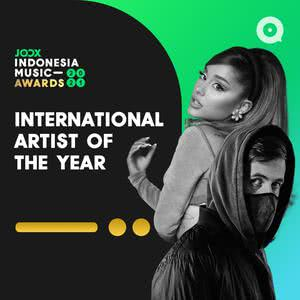 International Artist of The Year JIMA 2021