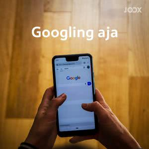 Googling Aja!