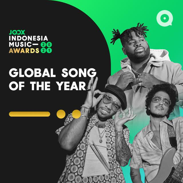 Global Song of The Year JIMA 2021