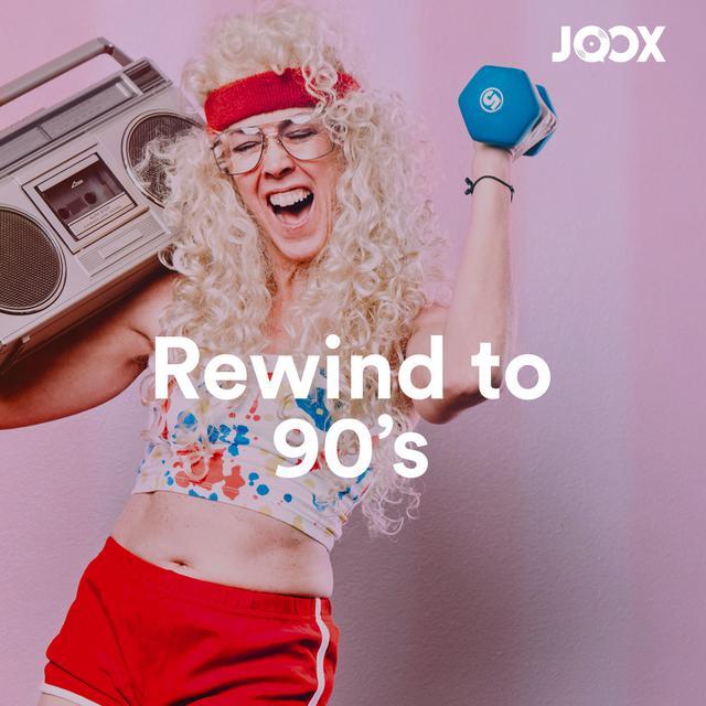 Rewind to 90's