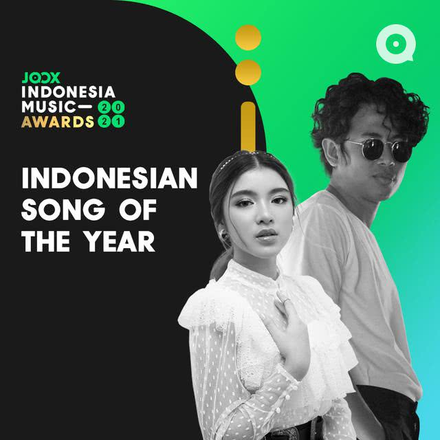 Indonesian Song of The Year JIMA 2021