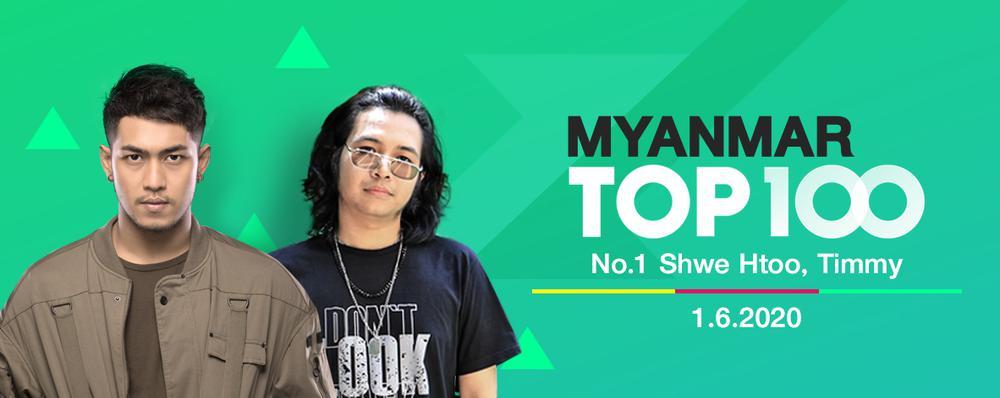 Myanmar Top 100 Chart
