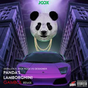 Panda's Lamborghini (Remix) Single