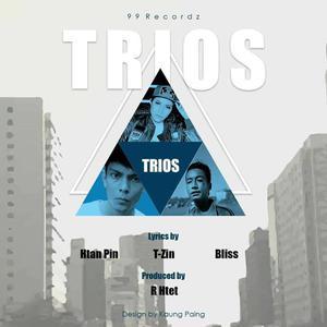 TRIOS (Single) T-Zin + Bliss + Htann Pin