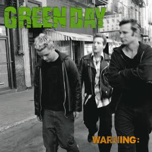 Warning 2003 Green Day