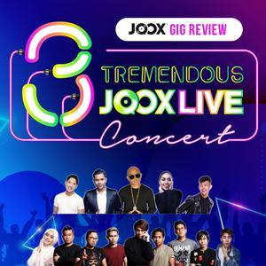 Konsert 3 Tremendous JOOX