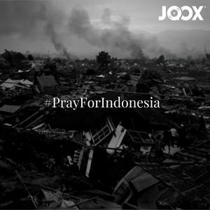 #PrayForIndonesia