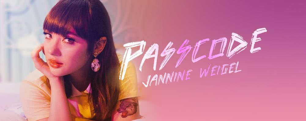 Single - Jannine Weigel (Passcode)