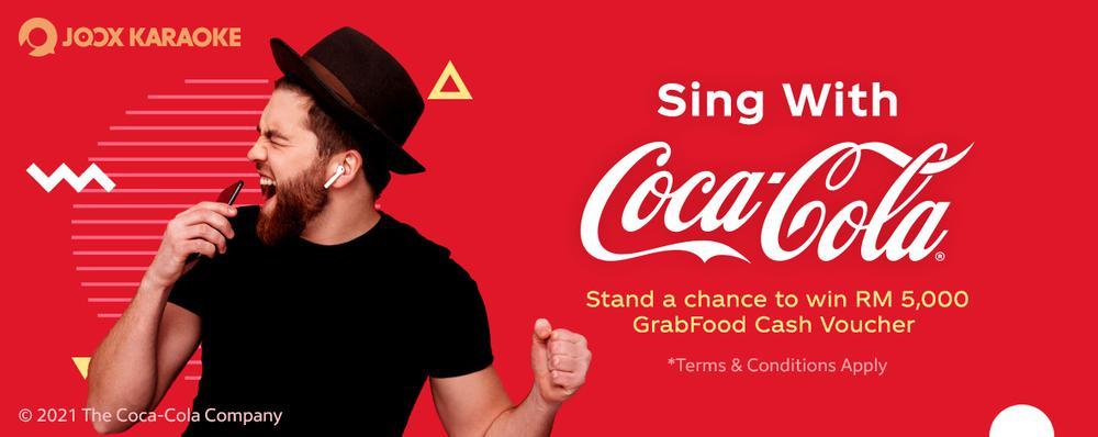 Karaoke With Coca-Cola
