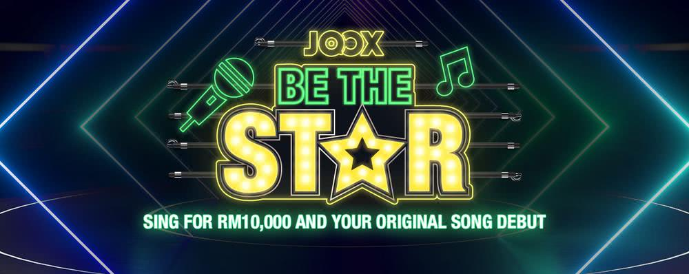 JOOX Be The Star - Recruitment