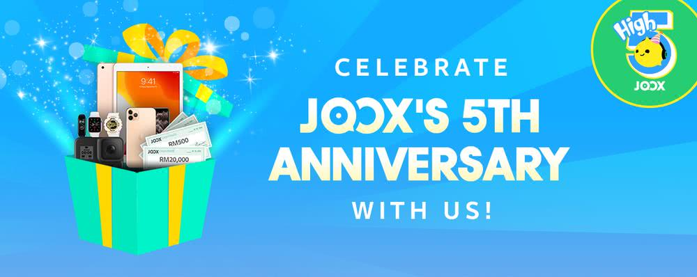 JOOX Check In Event