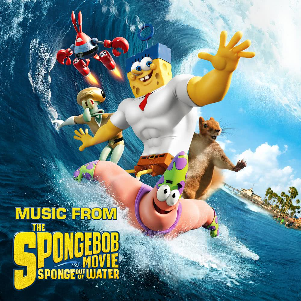Squeeze Me (Music from The Spongebob Movie Sponge Out Of Water) 2015 N.E.R.D.