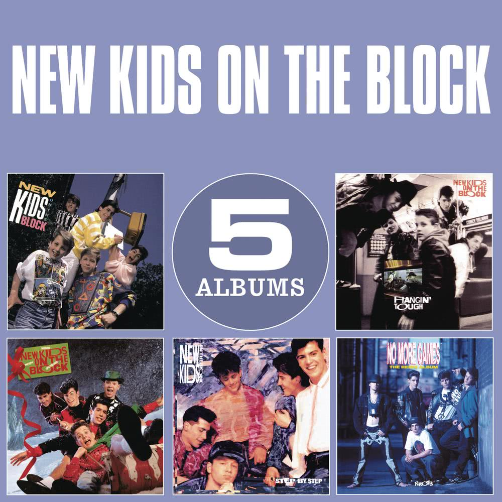 My Favorite Girl (Album Version) 2013 New Kids On The Block