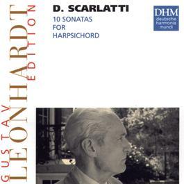 Leonhardt Edition Vol.14 - Scarlatti: Sonaten für Cembalo 1995 Gustav Leonhardt