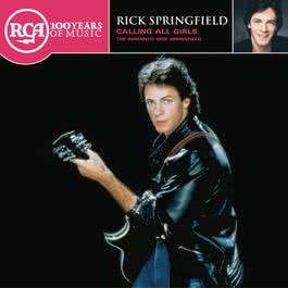 Calling All Girls - The Romantic Rick Springfield 2001 Rick Springfield