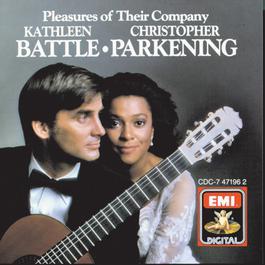 Pleasures Of Their Company 1986 Kathleen Battle