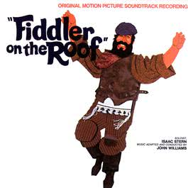 "Fiddler On The Roof 1971 屋顶上的小提琴手; The Original Cast Of ""Fiddler On The Roof"""