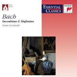 Bach: Inventions & Sinfonias 1999 Gustav Leonhardt