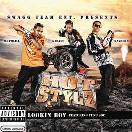 Lookin Boy (Main Version - Clean) 2008 Hot Stylz Featuring Yung Joc