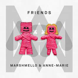 FRIENDS 2018 Marshmello; Anne-Marie