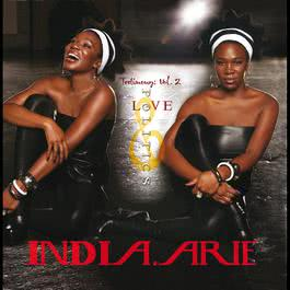 TESTIMONY VOL. 2:  LOVE & POLITICS 2008 India Arie