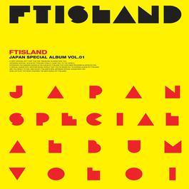 Japan Special Album Vol.1 2010 FT ISLAND