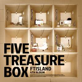 FIVE TREASURE BOX 2012 FT ISLAND