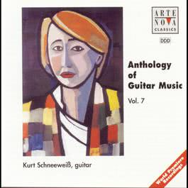 Anthology Of Guitar Music Vol. 7 1996 Kurt Schneeweiss
