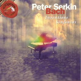 Bach: Inventions; Sinfonia; Duets 1997 Peter Serkin