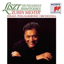 Liszt: 6 Hungarian Rhapsodies, S. 359 1997 Zubin Mehta