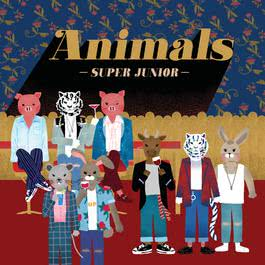 Animals 2018 Super Junior